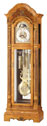 Traditional Bonnet Top Grandfather Clock
