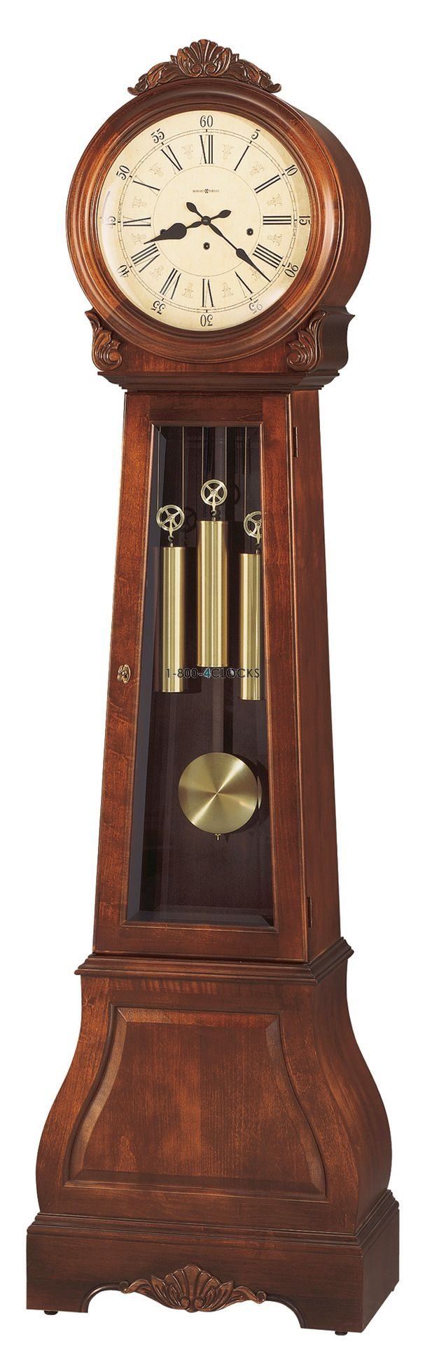 Howard Miller La Rochelle Grandfather Clocks 610-900 : eBay