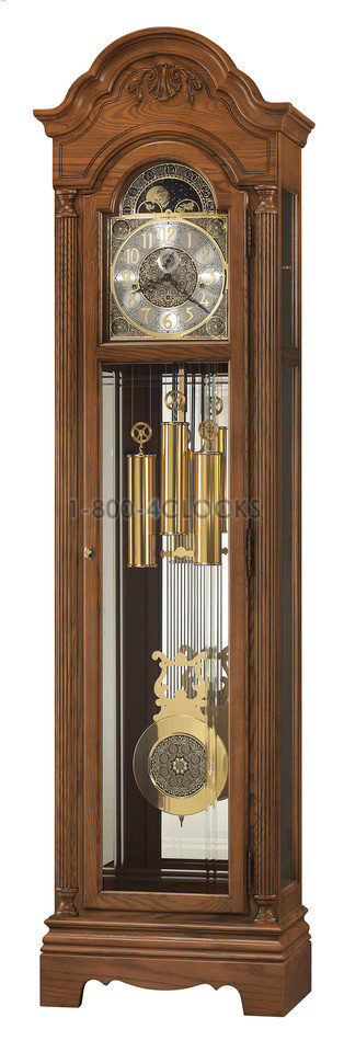 Howard Miller Amesbury Grandfather Clock At 1 800 4clocks Com