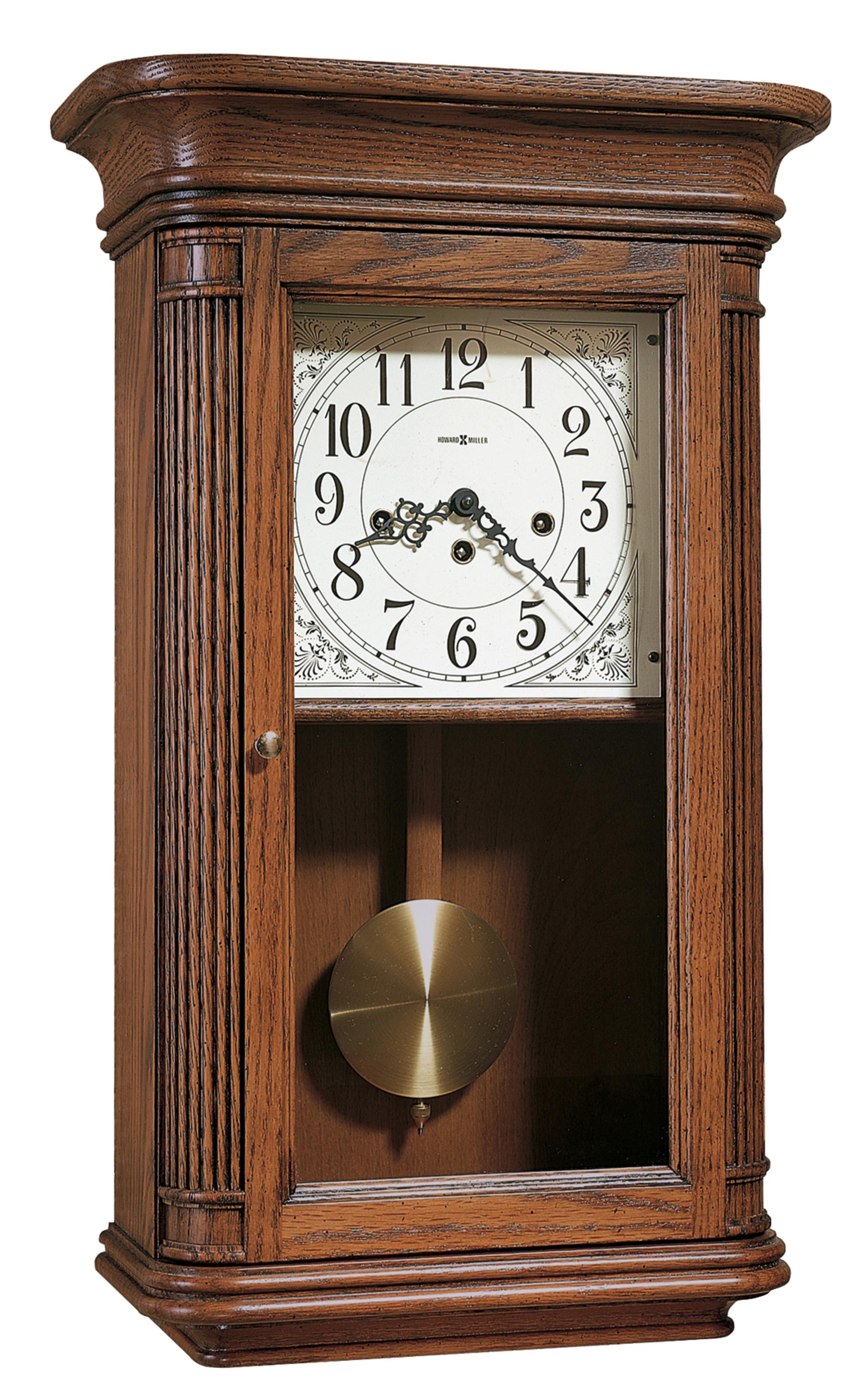 Howard Miller Sandringham Wall Clock At 1 800 4clocks Com