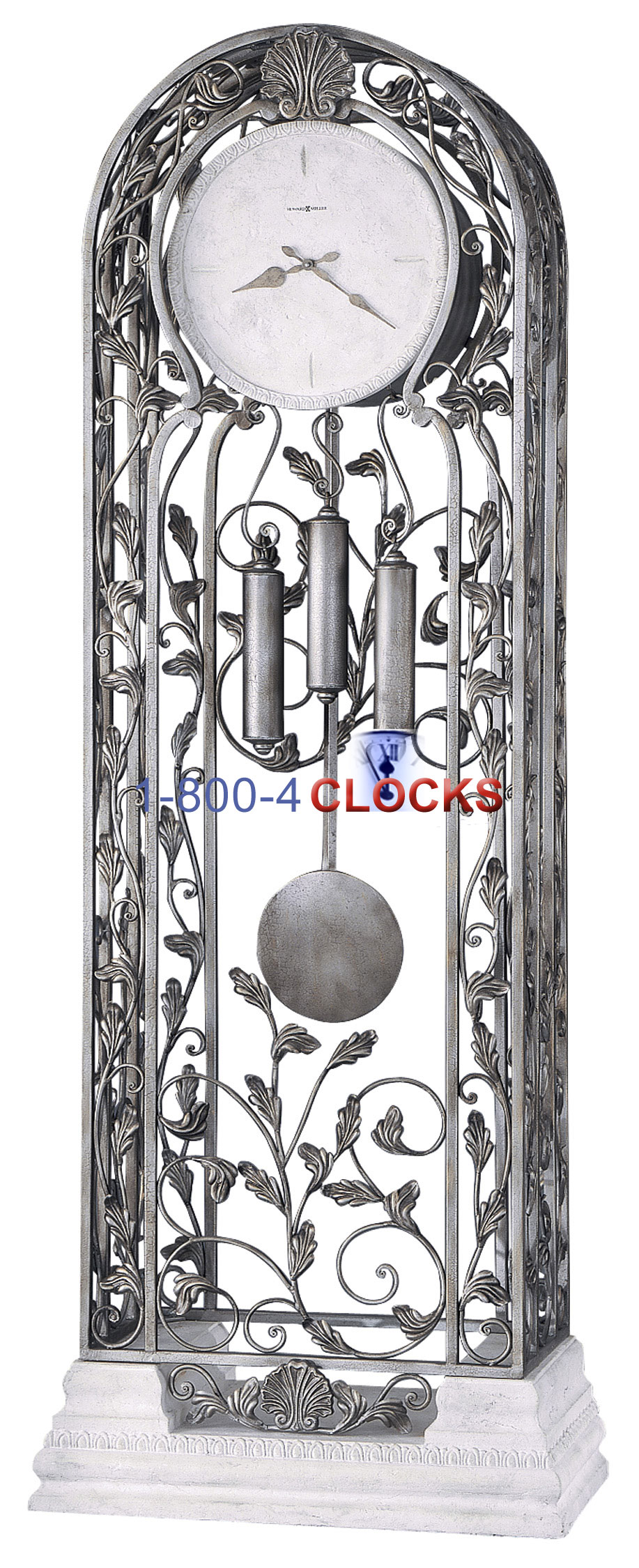 Howard Miller Trevisso Grandfather Clock At 1 800 4clocks Com