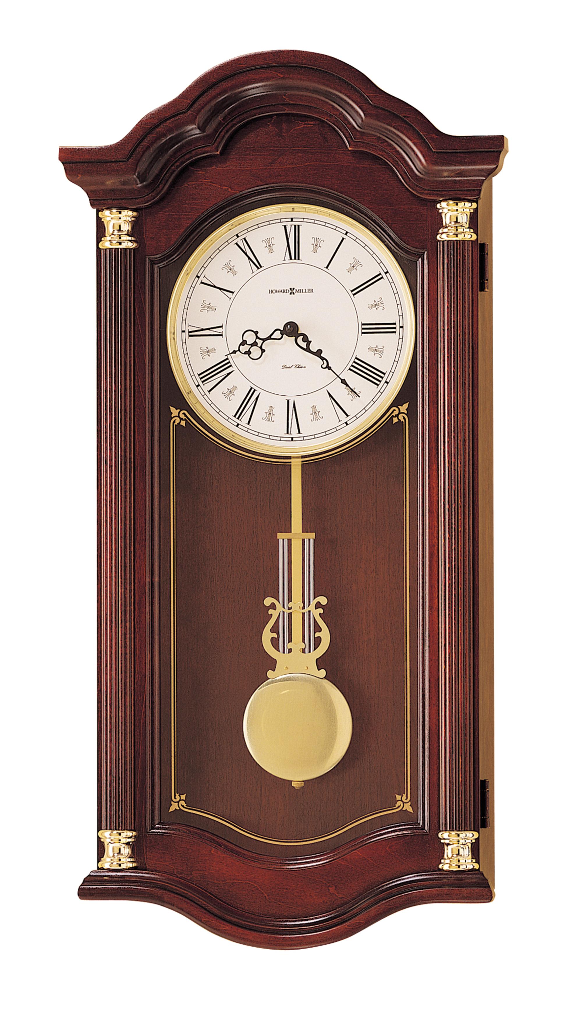 Howard Miller Lambourn Wall Clock at 1-800-4Clocks.com