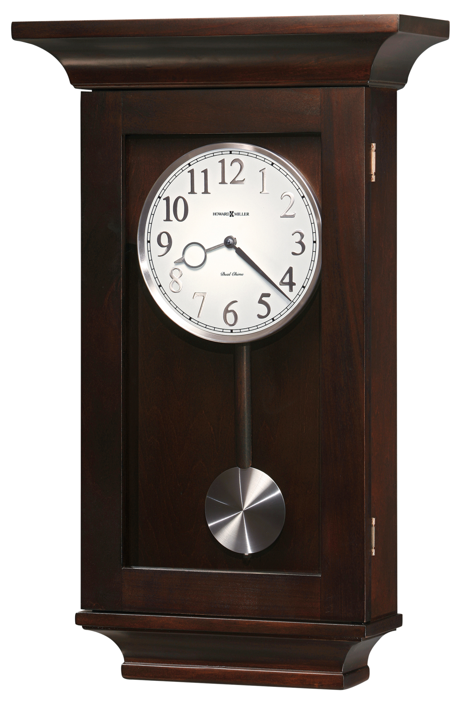 Howard Miller Gerrit Wall Clock At 1 800 4clocks Com