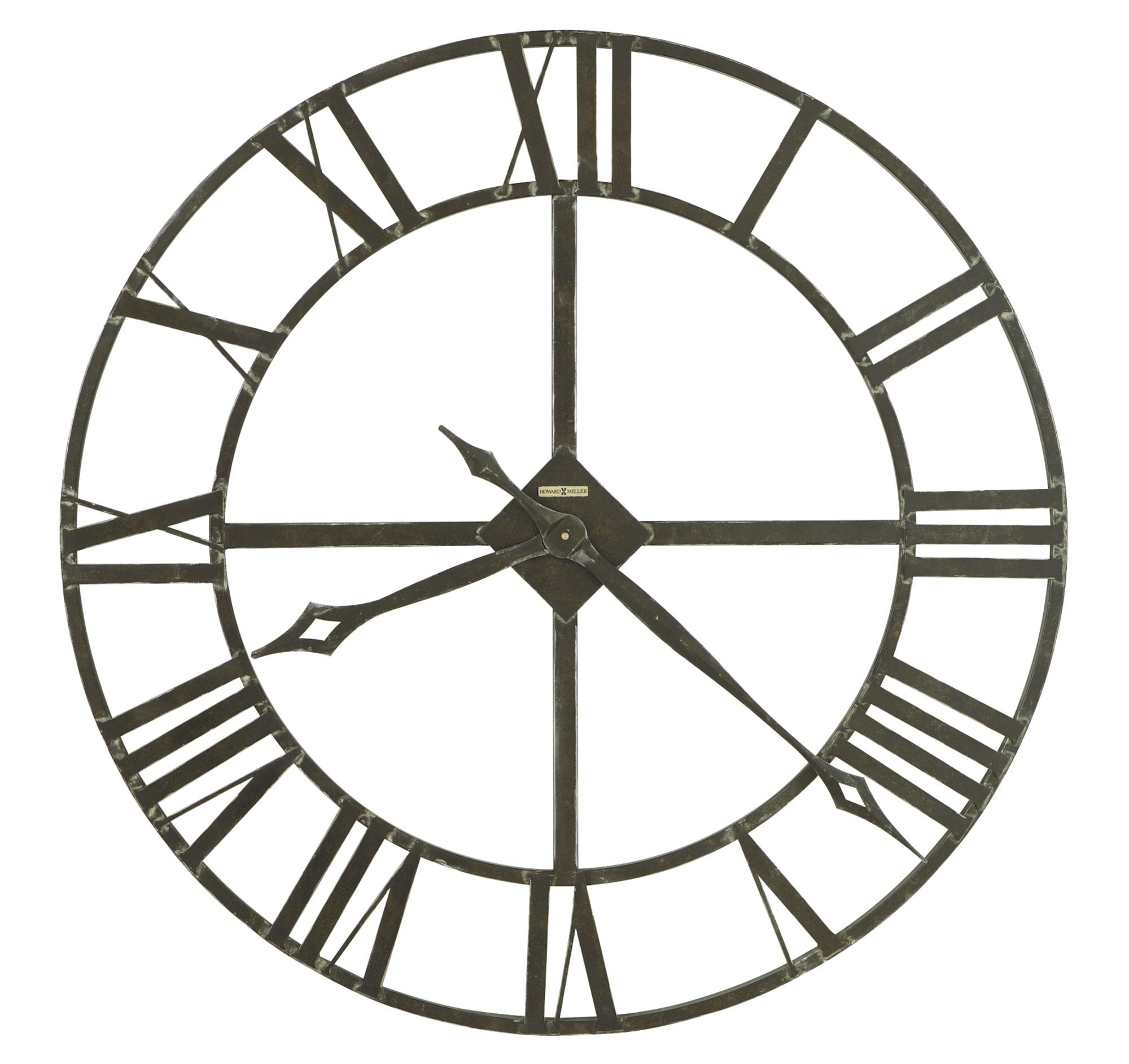 Howard miller lacy ii 14 inch wall clock at 1 800 4clocks howard miller lacy ii 14 inch wall clock amipublicfo Choice Image