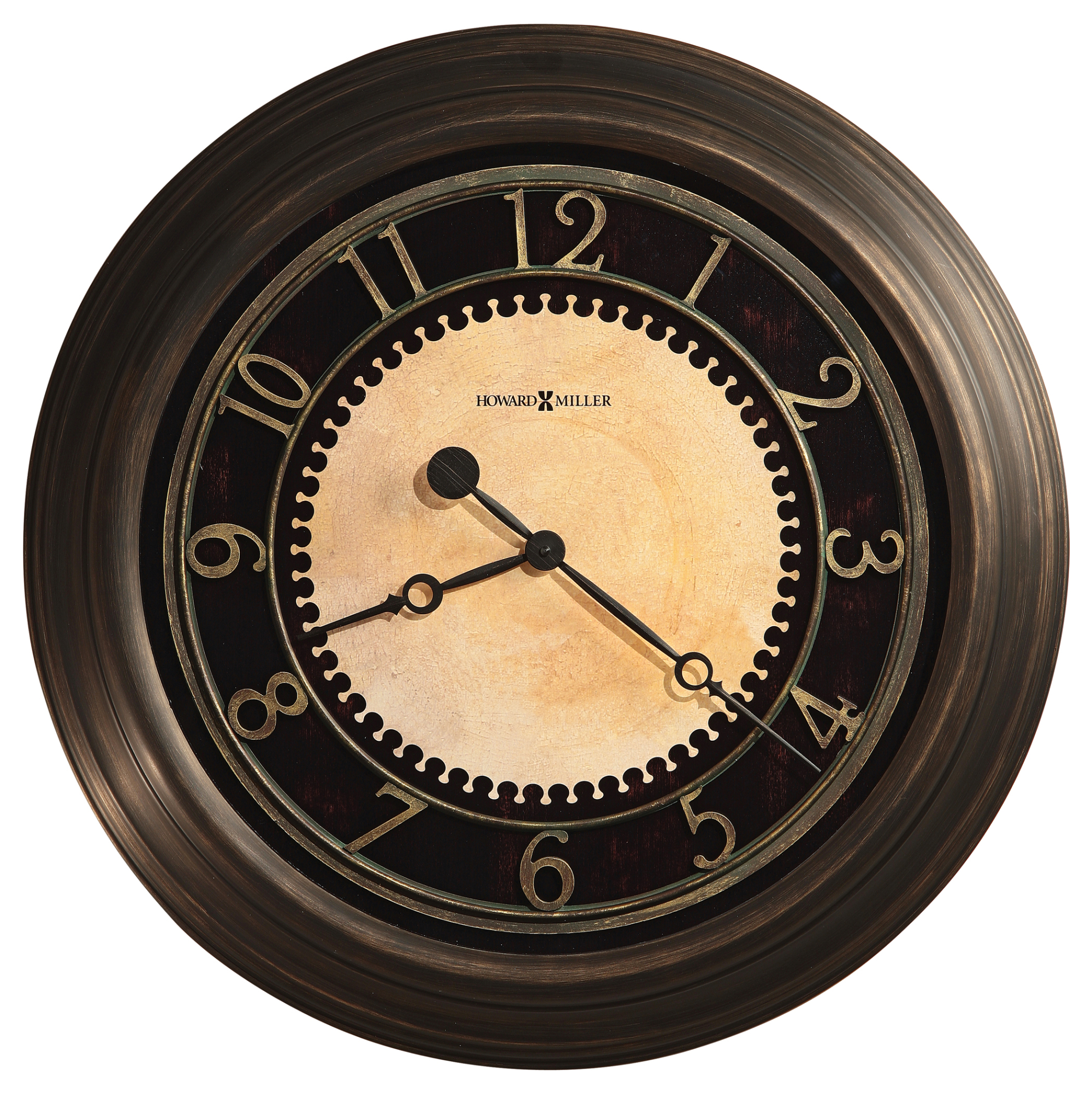 Quartz chime wall clocks at 1 800 4clocks howard miller chadwick wall clock amipublicfo Gallery