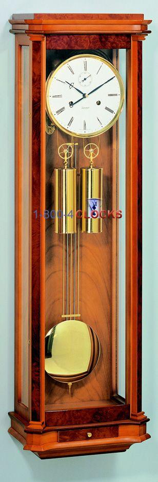 Kieninger Wall Clock At 1 800 4clocks Com