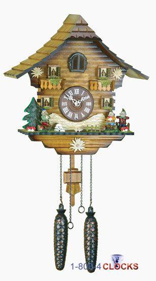 hermle neustadt cuckoo clock