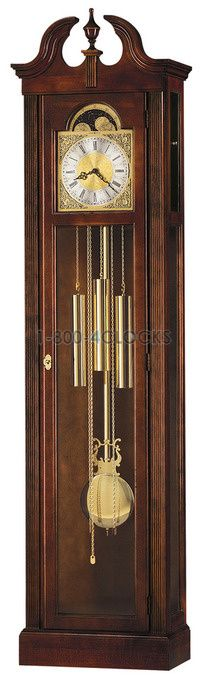 Howard Miller Chateau Grandfather Clock At 1 800 4clocks Com