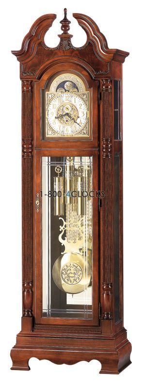 howard miller glenmour grandfather clock - Howard Miller Grandfather Clock