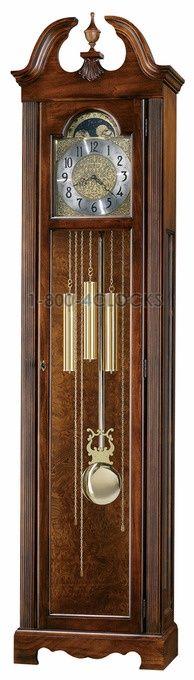 Howard Miller Princeton Grandfather Clock At 1 800 4clocks Com