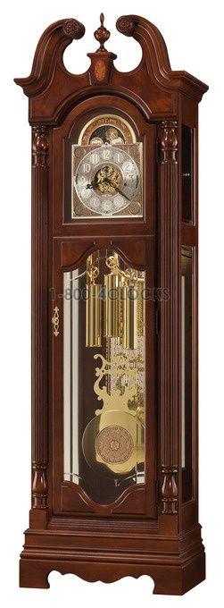 Howard Miller Beckett Grandfather Clock At 1 800 4clocks Com