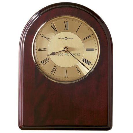 Howard Miller Honor Time Iii Desk Clock At 1 800 4clocks Com