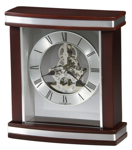 Howard Miller Templeton Skeleton Clock At 1 800 4clocks Com