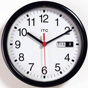 date wall clock