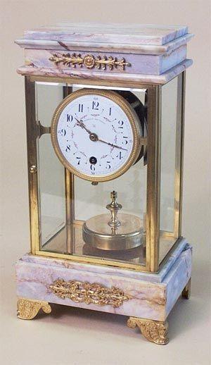 Grivolas Anniversary Clock At 1 800 4clocks Com