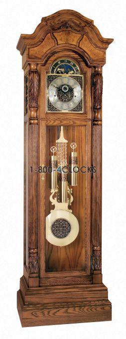 Ridgeway Oakmont Grandfather Clock At 1 800 4clocks Com