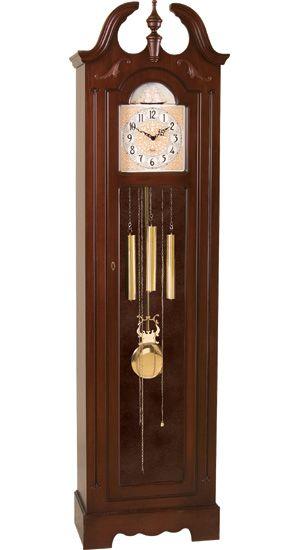 Ridgeway Franklin Grandfather Clock at 1-800-4Clocks com