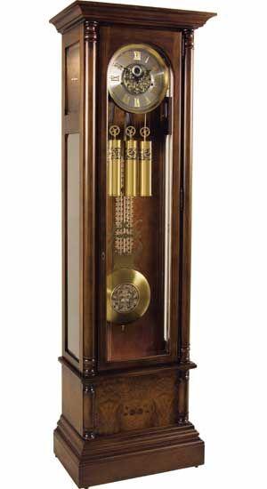 Ridgeway Brampton Grandfather Clock at 1-800-4Clocks com