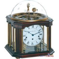 Hermle Tellurium III Clock with Dome with Stars