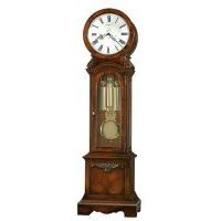 Grandfather Clock with Round Top Number One